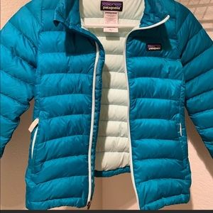 Patagonia Girl's Down Jacket